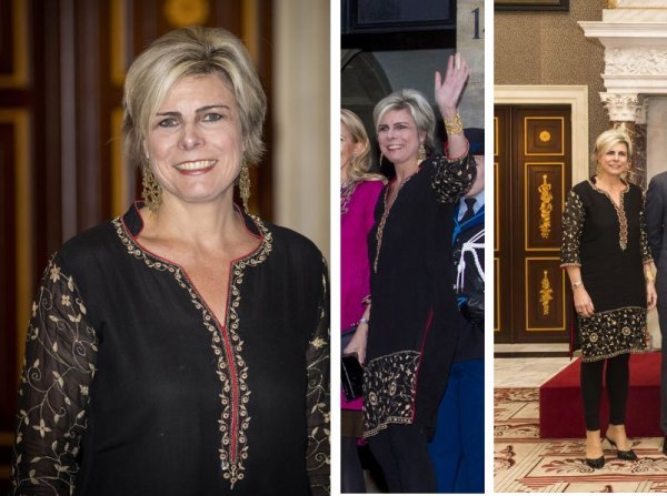 The Style Dress & Accesoires  - Princess Laurentien of the Netherlands _ Suite