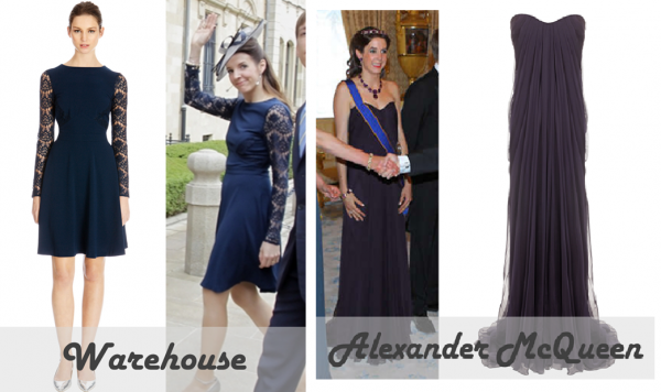 The Style Dress & Accessoires - Princess Tessy of Luxembourg _ Suite