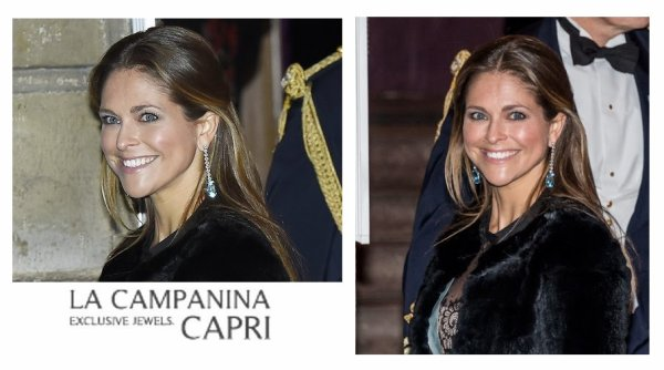 The Style Dress & Accessoires - Princess Madeleine of Sweden _ Suite
