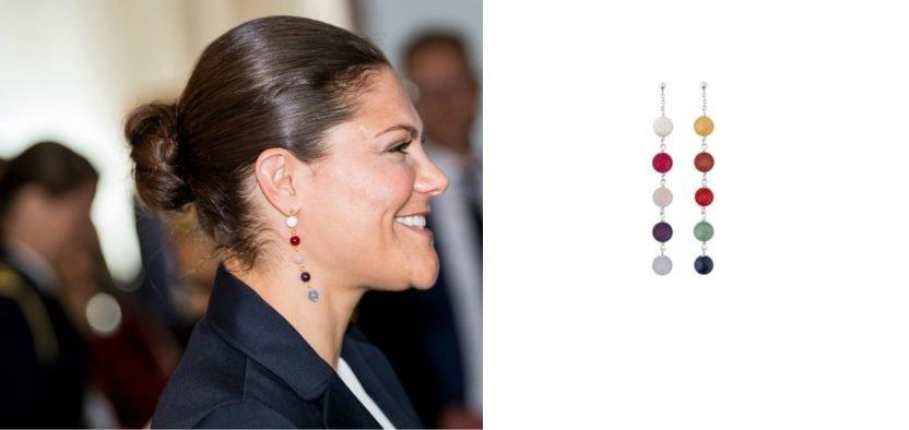 The Style Dress & Accessoires - Crown Princess Victoria of Sweden - Accessoires _ Suite