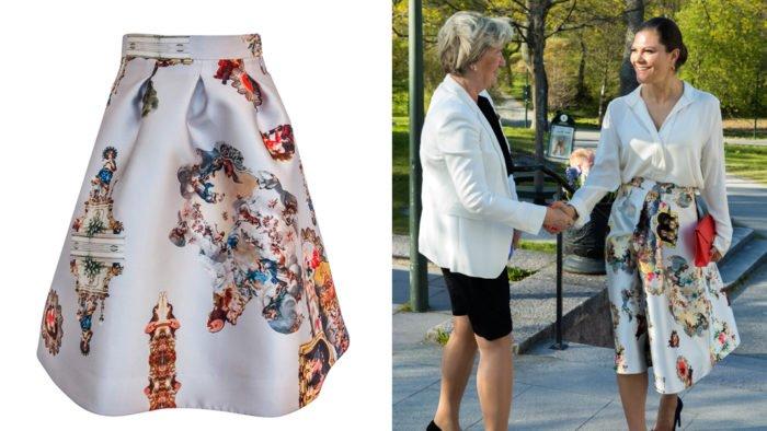 The Style Dress & Accessoires - Crown Princess Victoria of Sweden _ Suite