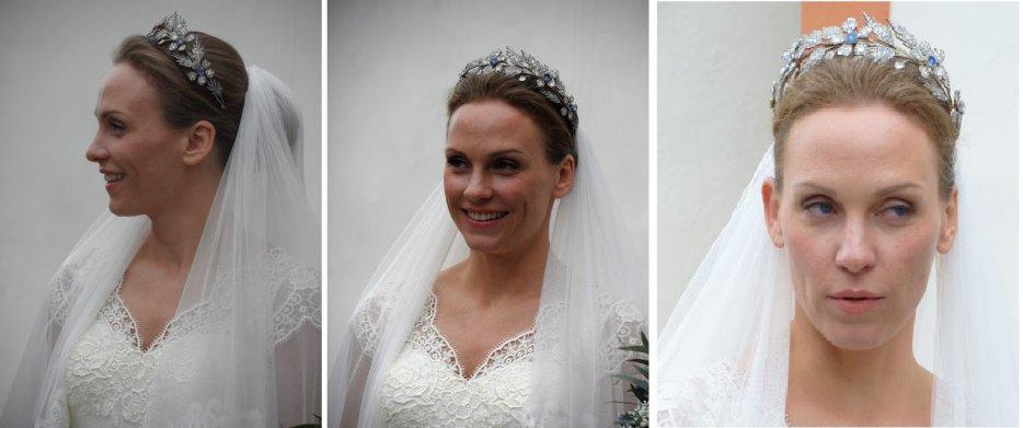 The Wedding Dress 2017  - Henriette Gruse , Princess  of Bavaria