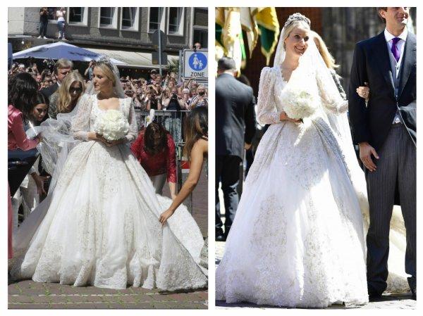 The Wedding Dress 2017  - Ekaterina Malysheva , Princess of Hanover