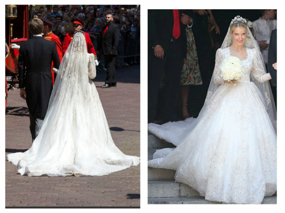 The Wedding Dress 2017  - Ekaterina Malysheva , Princess of Hanover