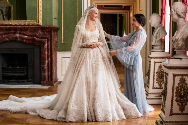 The Wedding Dress 2017 - Ekaterina Malysheva , Princess of Hanover _ Suite