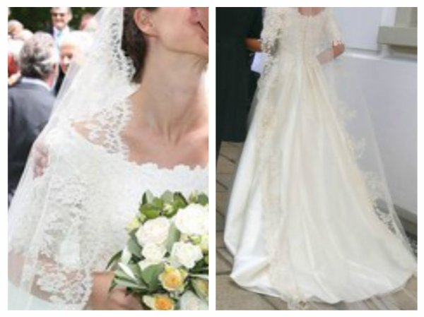 The Wedding Dress 2017 - Countess Marie-Alice zu Königsegg-Aulendorf