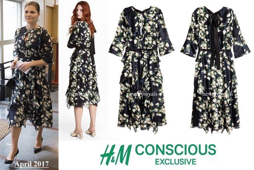 The Style Dress & Accessoires - Crown Princess Victoria of Sweden_ Suite