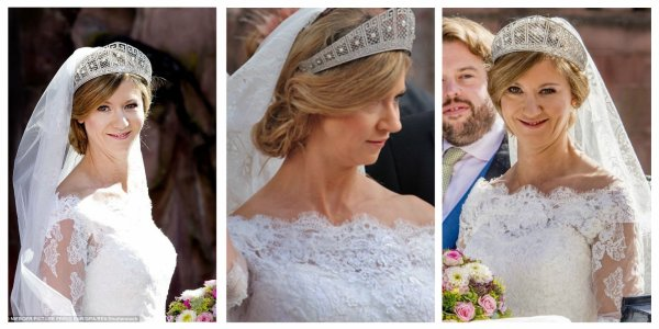 The Wedding Dress 2017 -  Viktoria Luise of Pruisen ,Princess of Leiningen