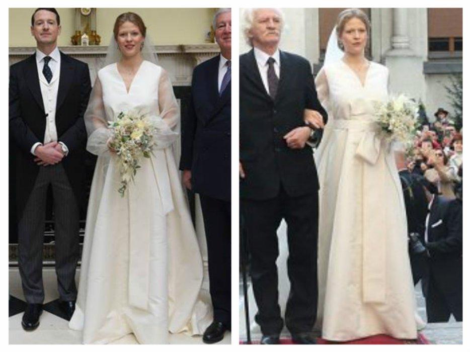 The Wedding Dress 2017 - Danica Marinkovic Princess of Serbia