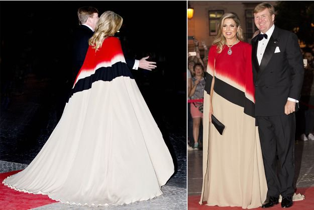 The Style Dress & Accesoires - Queen Maxima of Netherlands _ Suite