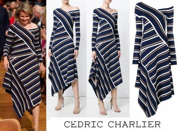 The Style Dress & Accessoires - Queen Mathilde of Belgium _ Suite