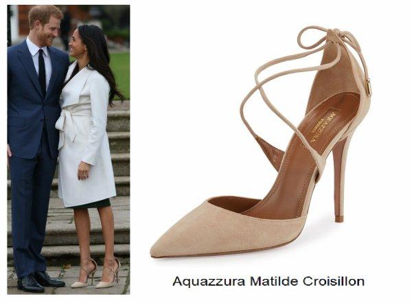 "The Style Dress & Accessoires - Meghan Markle  ""FUTURE PRINCESS """