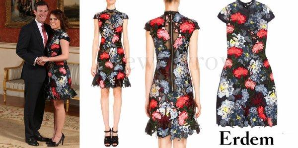 The Style Dress & Accessoires - Béatrice & Eugénie of York _ Suite