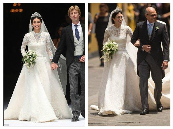 The Wedding Dress 2018 - Alessandra de Osma , Princess of Hanover