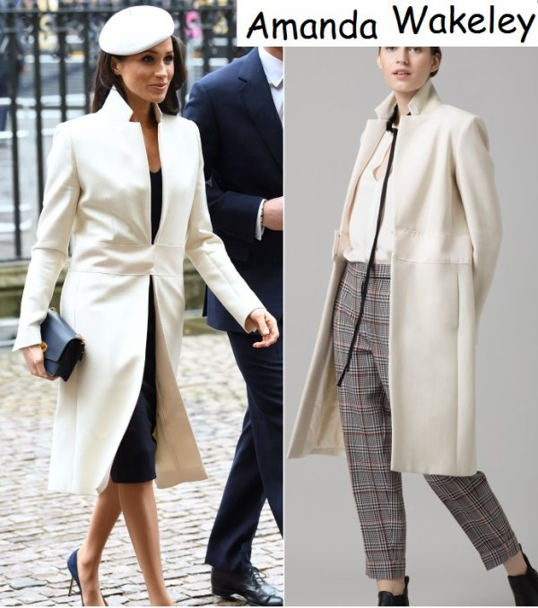 """The Style Dress & Accessoires - Meghan Markle """"FUTURE PRINCESS """" _ Suite"""