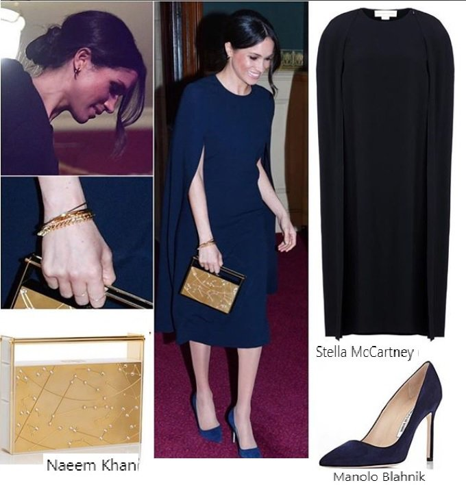 "The Style Dress & Accessoires - Meghan Markle ""FUTURE PRINCESS "" _ Suite"