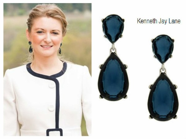 The Style Dress & Accessoires - Princess Stephanie of Luxembourg _ Suite