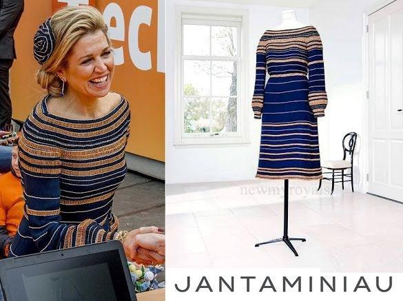 Queen Maxima of - Jan Taminiau Exhibition