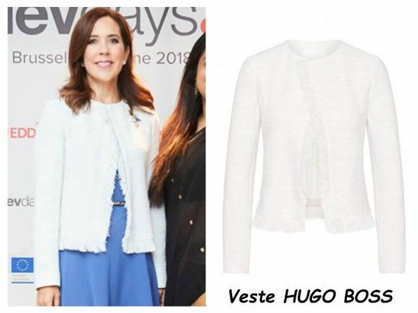The Style Dress & Accesoires - Princess Mary Crown Princess of Denmark _ Suite