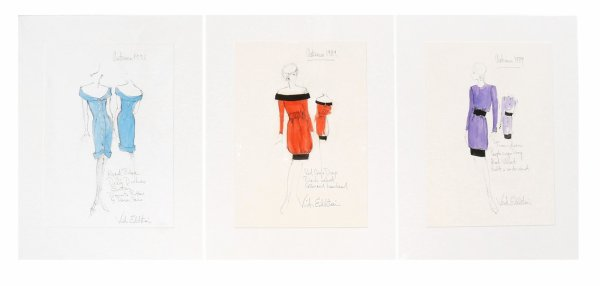 Princess Diana the Kerry Taylor Auction _ Suite