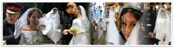 The Wedding Dress 2018 -  Meghan Markle , Duchess Of Sussex  _ Suite