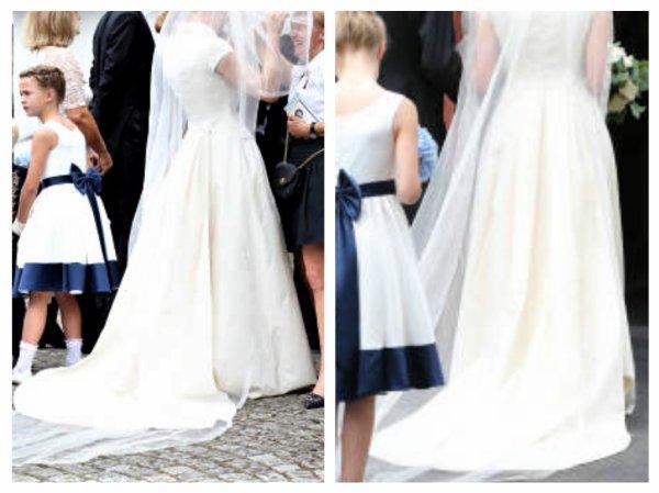 The Wedding Dress 2018 -  Princess Theodora of Sayn-Wittgenstein-Berleburg