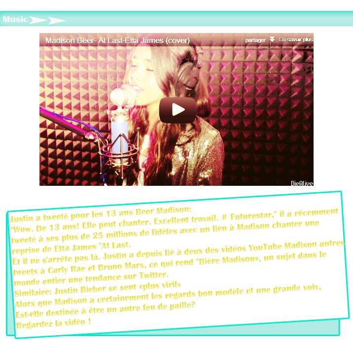 Rubrique :Gossip