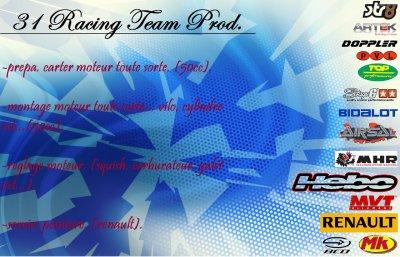 .: 31 Racing Team Prod :.