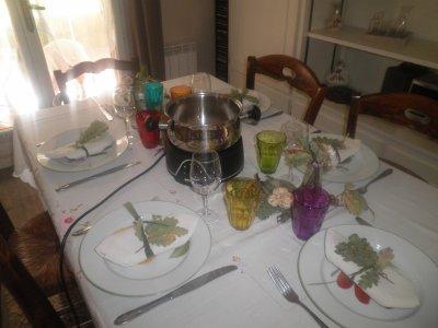 table d'anniversaire personne de 79 ans