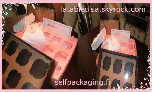 merci à mon partenaire : Selfpackaging.fr