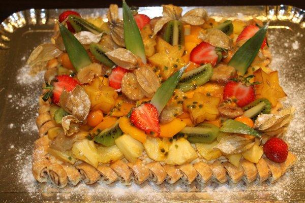 Dessert des amoureux ( recette Christophe Michalak)