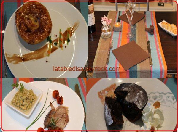 menu du lundi de paques 2016
