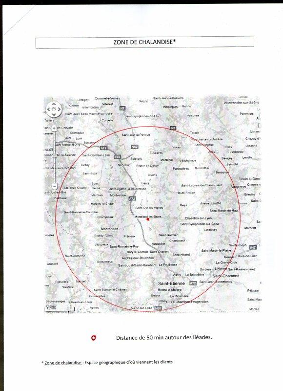 Communication : projet : Les iléades, suite