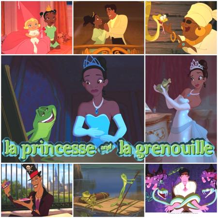 La Princesse & La Grenouille