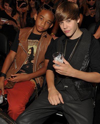 Jaden Smith Et Justin Bieber
