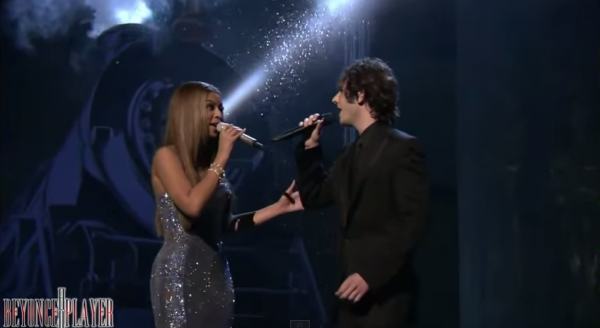 Beyonce - Believe (ft. Josh Groban) Live at The 2004 Oscars