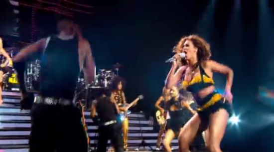 Beyoncé Knowles- Get Me Bodied (2007)