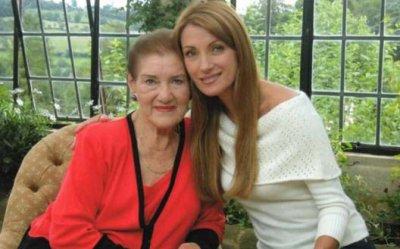Jane Seymour : une femme de c½ur contre l'AVC