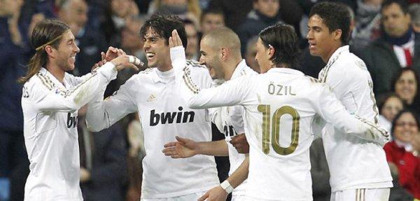 Madrid le titre acquis!