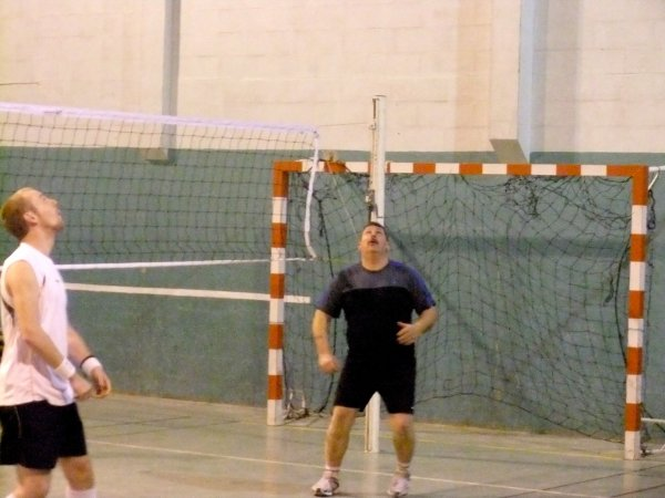 ENTRAINEMENT VOLLEY