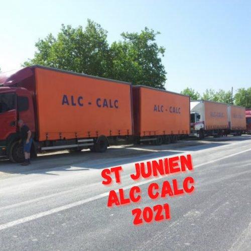 St Junien deuxième concours du Alc Calc 2021