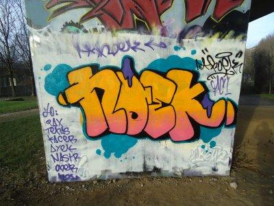 NOEK GRAFFITI