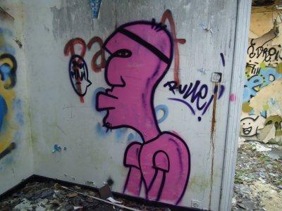 Graffiti Rune