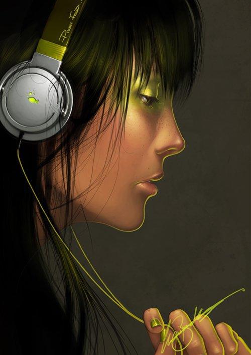 """"""" Musique et que chacun ..."""