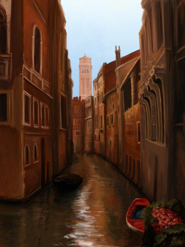 """"""" Voyage à Venise """" ..."""