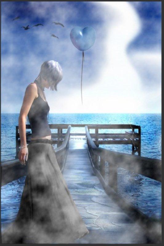 """"""" On ne doit jamais rêver au passé ou à l'avenir """"..."""
