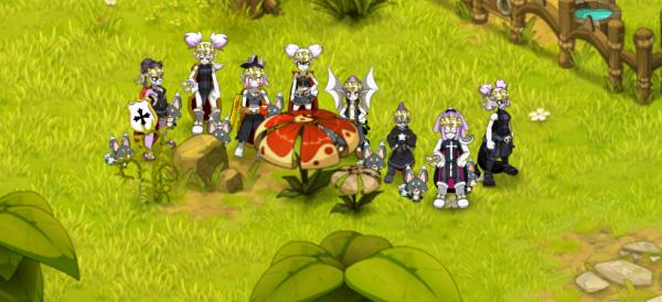 Stuff team pour attaquer fri III