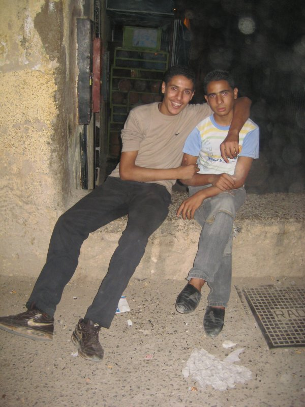 moi et zaki