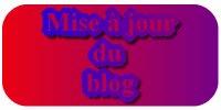 Mise à jour du blog