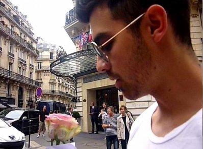 JOE JONAS : A PARIS, PHOTO EXCLU